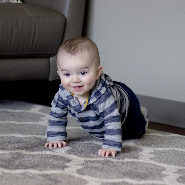 Milestone Moments: PT Tips for 6-9 Months