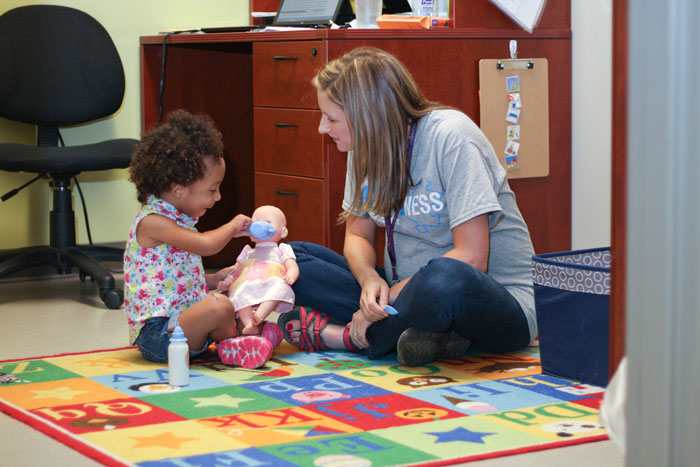 Arkansas First Connections Early Intervention Program