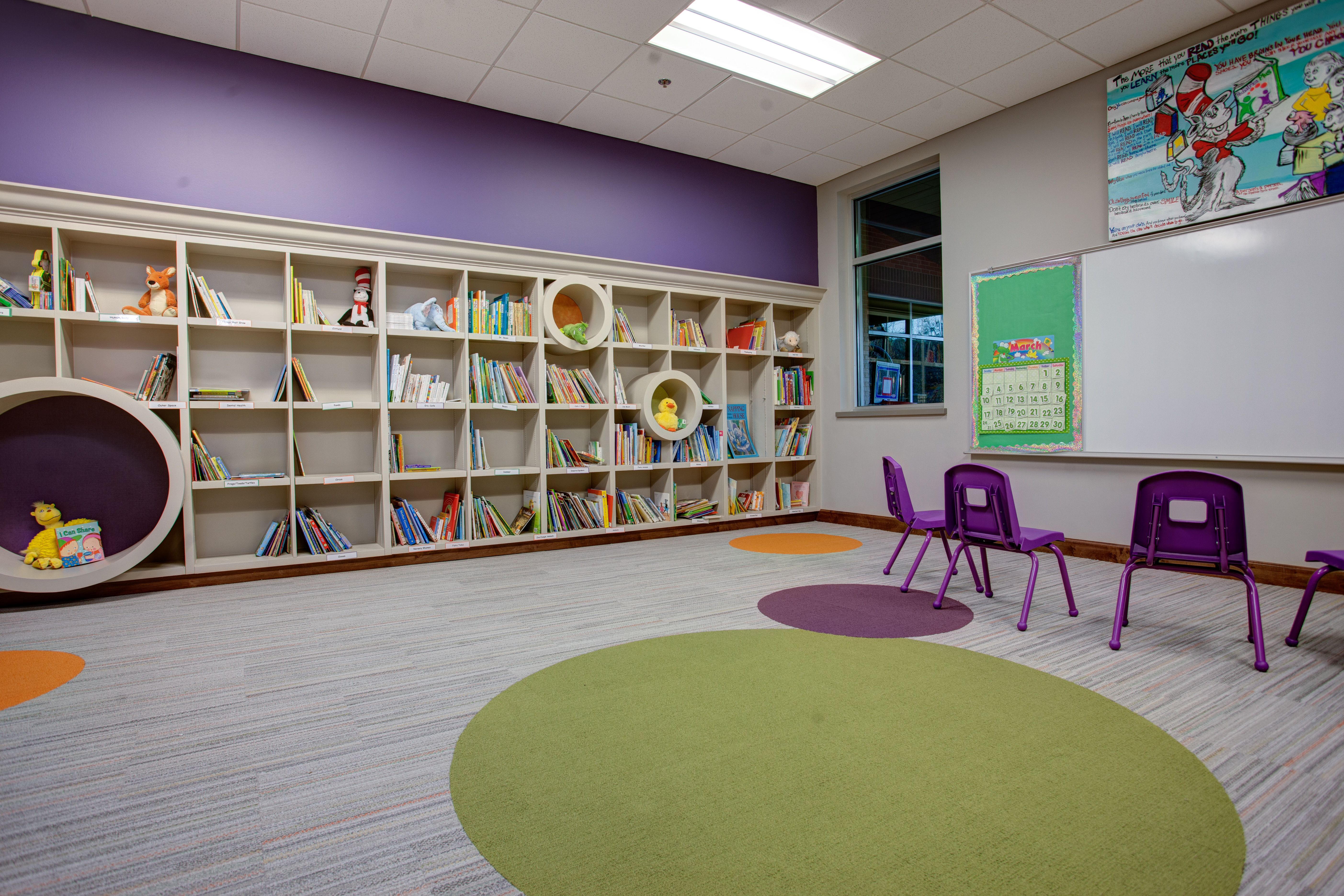 Early Literacy Library