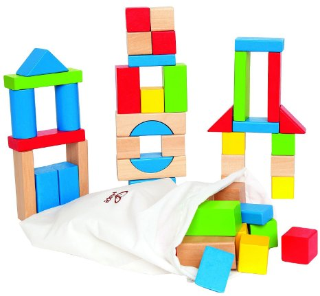 Wooden Blocks Hape