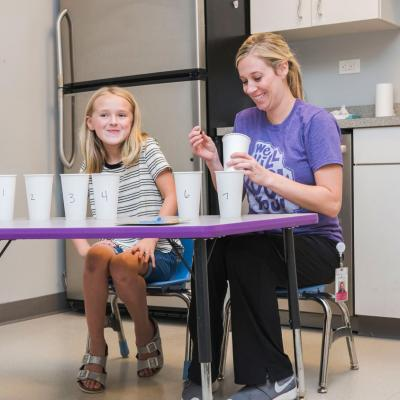 Little Rock Pediatrics Plus Feeding Lab