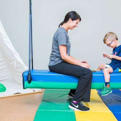 Little Rock Pediatrics Plus Low Stimulation Gym