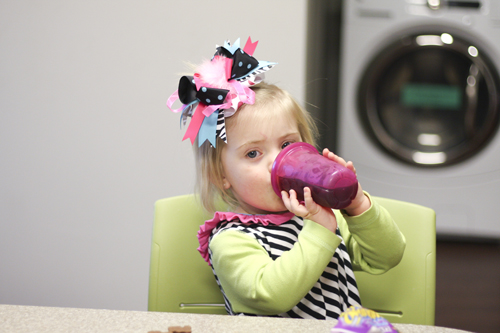 Empowering Parents: When to Transition to a Sippy Cup
